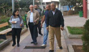 بلدية طرابلس تابعت مشاريع إنمائية وحياتية
