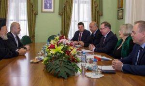 بوغدانوف: لتسوية القضايا اللبنانية من دون تدخل خارجي