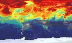 أكسيد الكربون يتزايد… والأرض في خطر
