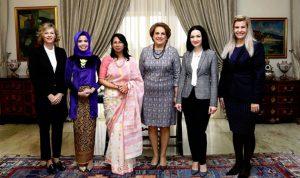 اللبنانية الاولى: نأمل أن يعود لبنان سويسرا الشرق