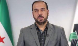 """الحريري رئيس وفد المعارضة السورية الى """"جنيف"""""""