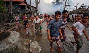إتهامات لجيش ميانمار بإرتكاب جرائم إغتصاب ضد الروهينغا