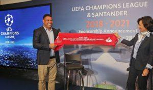 """مصرف """"سانتاندر"""" من """"فورمولا 1"""" إلى دوري الأبطال"""