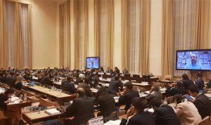زياد حايك نائباً لرئيس هيئة الأمم المتحدة للشراكة بين العام والخاص