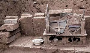 """بعد 2500 عام… العثور على """"بقايا بوذا"""" في الصين"""