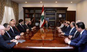 عون: صورة لبنان الخارجية إستعادت تألقها وحضورها