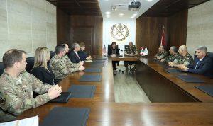 43 مليون دولار من أميركا للجيش اللبناني