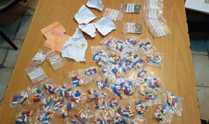 توقيف شخص بحوزته مخدرات في ضهر البيدر