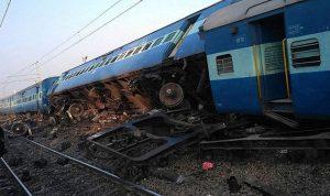 قتلى إثر خروج قطار عن القضبان شمال الهند