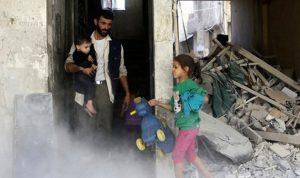 """عودة أول دفعة من المدنيين إلى الرقة بعد طرد """"داعش"""" منها"""