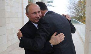 الأسد سافر بطائرة شحن روسية للقاء بوتين؟