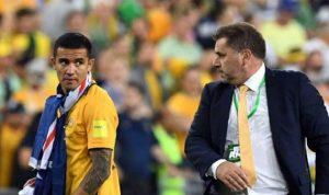 مدرّب أستراليا لن يذهب إلى كأس العالم