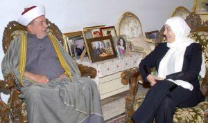 """بهية الحريري: كثير من القضايا """"تُقوّل"""" عني"""
