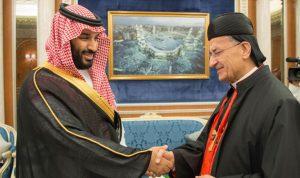 بالصور… الراعي يلتقي بن سلمان في الرياض
