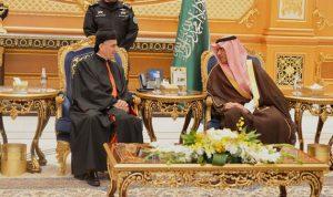 الراعي: السعودية وقفت إلى جانبنا في جميع الأوقات