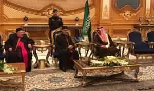 الراعي يصل السعودية في زيارة تاريخية