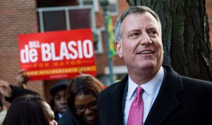 رئيس بلدية نيويورك يفوز بولاية ثانية