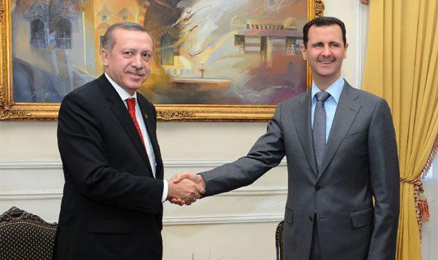 أردوغان مستعد للتواصل مع الأسد