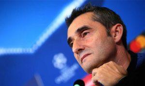 مدرب برشلونة: نحن أيضا حصلنا على هدف غير صحيح