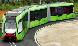 أول قطار ذكي في العالم