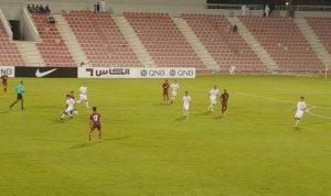 خسارة ثانية للبنان في تصفيات كأس آسيا