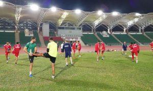 منتخب لبنان لكرة القدم في ضيافة هونغ كونغ