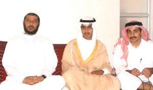 صور حديثة لحمزة بن لادن وفيديو من زفافه في إيران