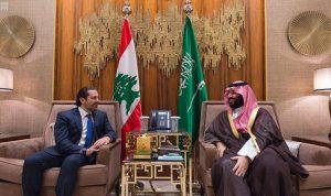 محمد بن سلمان يرفض استقبال الحريري