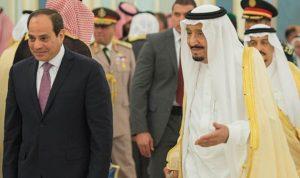 """الملك سلمان يبحث في اتصال مع السيسي """"محاربة الإرهاب"""""""