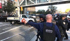 """""""داعش"""" يتبنى هجوم مانهاتن في نيويورك"""