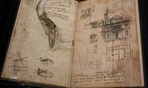 بيل غيتس يعير مخطوطة ليوناردو دافنشي لإيطاليا