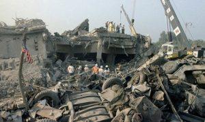 """تفجير مركز """"المارينز"""" في بيروت إلى الواجهة"""