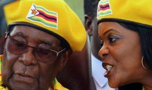 موغابي حصل على حصانة قضائية ضمن اتفاق استقالته