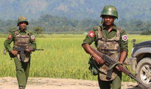 ميانمار تستبدل قائد عملية راخين