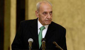 بري: لا حق لإسرائيل.. ونرفض التحايل علينا