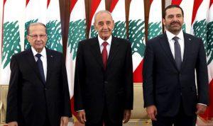 """""""توازن سلبي"""" بين عون وبري… والحريري """"يُحيّد"""" الحكومة عن """"حرْبهما"""""""