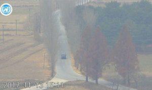بالفيديو… انشقاق جندي كوري شمالي تحت وابل من النيران