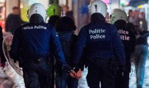 توقيف العشرات بعد أعمال عنف في بروكسل