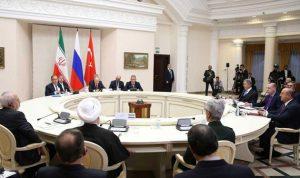 اتفاق في قمة سوتشي… وأوامر رئاسية بشأن سوريا