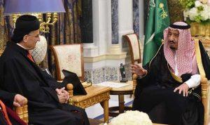 ما هي نتائج دعوة البطريرك الراعي الى السعودية؟