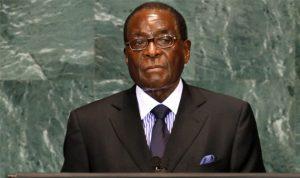موغابي… قيد الإقامة الجبرية