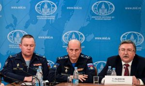 روسيا تؤكد براءة دمشق من كيميائي خان شيخون