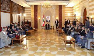 الحريري: نطالب بالنأي بالنفس قولا وفعلا