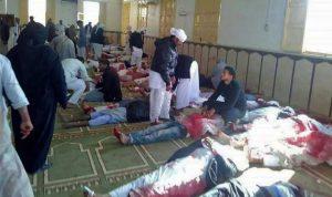 حداد وطني في تركيا على ضحايا مجزرة سيناء