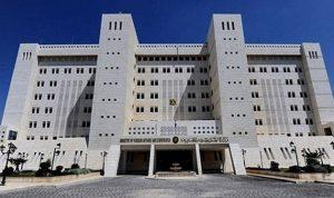 سوريا: الاعتداءات الإسرائيلية هدفها إطالة أمد الأزمة