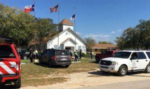مجزرة في كنيسة بولاية تكساس الأميركية
