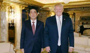 رئيس وزرء اليابان يزور الولايات المتحدة