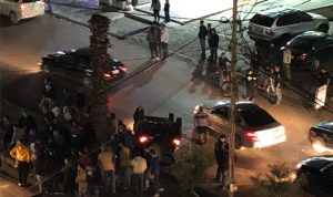 بالصور… حادث سير مروع على اوتوستراد صيدا
