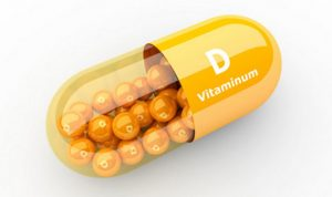 """فيتامين """"دي"""" لعلاج آثار الحروق بمختلف أنواعها"""