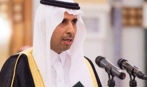 السفير السعودي يزور سلام